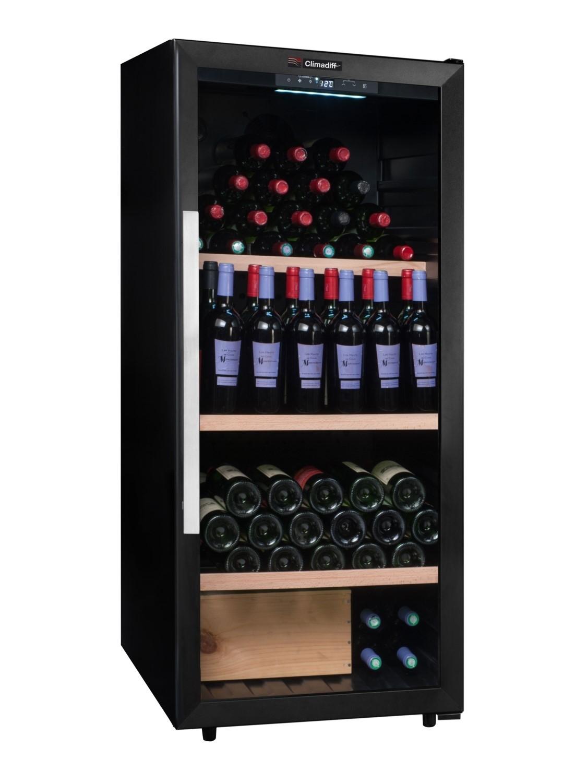 Afbeelding van Wijnklimaatkast Premium 160 flessen