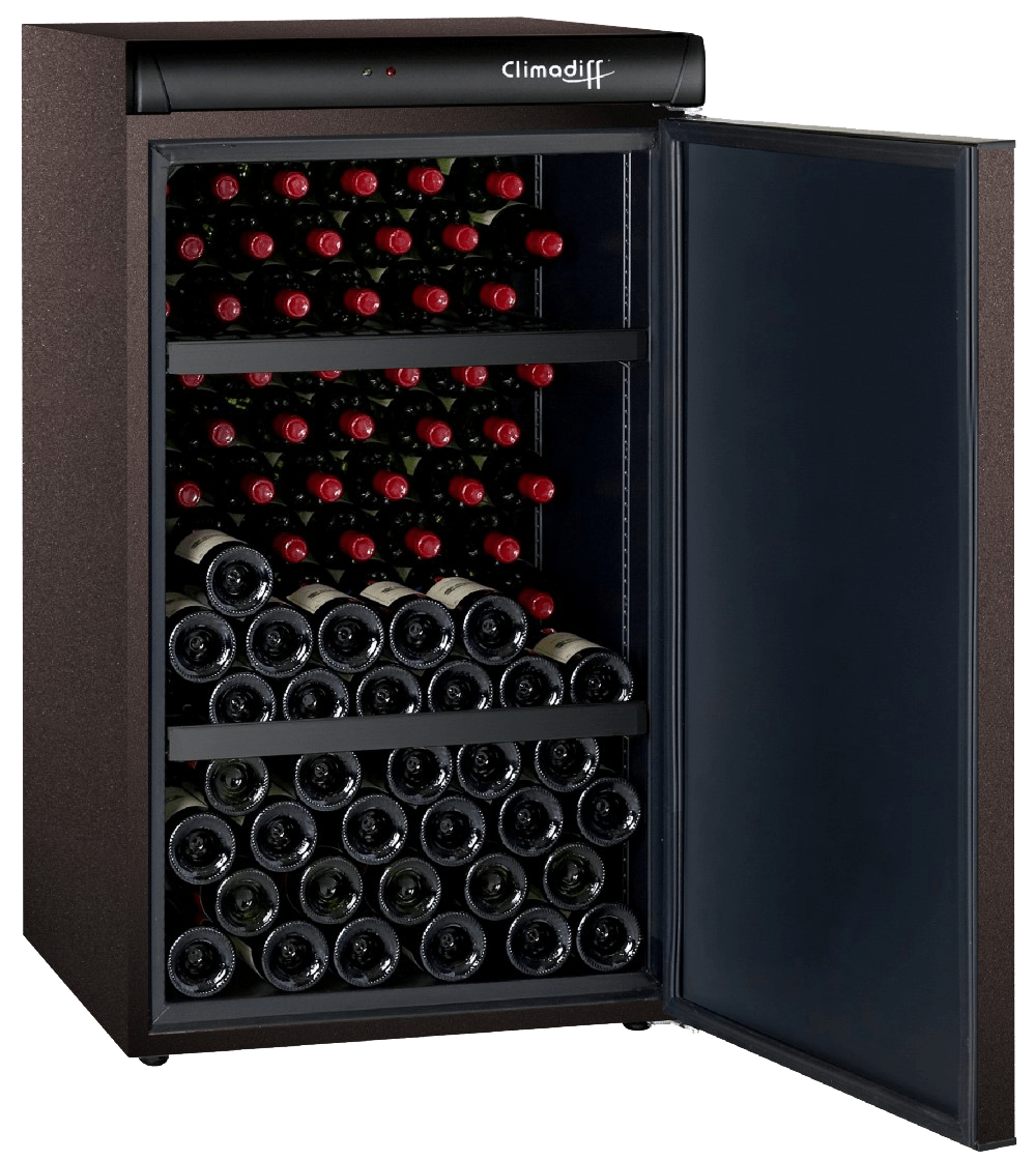 Afbeelding van Wijnbewaarkast Ageing 120 flessen