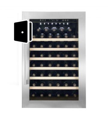 Wijnklimaatkast deur