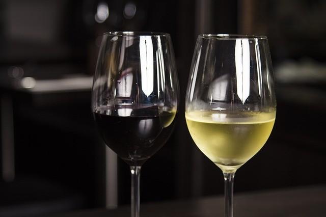 rode wijn na openen
