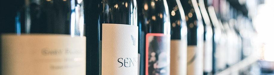 Jaartal op het wijnetiket