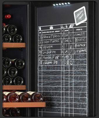Climadiff wijnbewaarkast